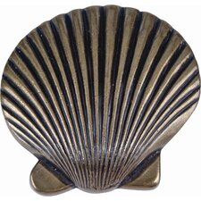 Sea Clamshell Knob