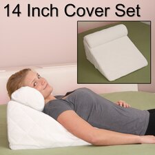 383 Thread Count Soft Padded Cover for Acid Reflux Pillow