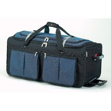 "15 Pocket  29"" 2-Wheeled Travel Duffel"