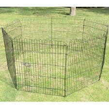Light Duty Dog Portable Exercise Playpen