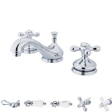 Taylor Double Handle Widespread Bathroom Faucet