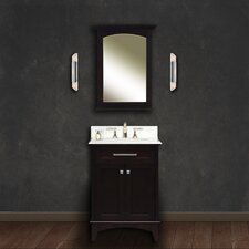 "Manhattan 24"" Single Standard Bathroom Vanity Set"