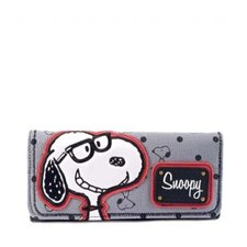 Peanuts Preppy Snoopy Wallet