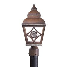 Mossoro II 1 Light Outdoor Post Lantern