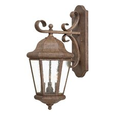 Taylor Court 3 Light Outdoor Wall Lantern