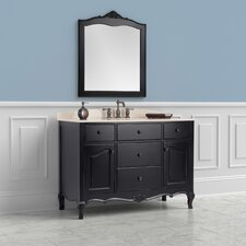"Violet 49"" Bathroom Vanity Set"