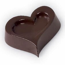 Chocolate Mold in Heart Shape