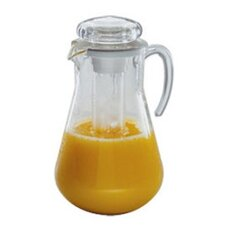 Juice Pitcher with Ice Insert