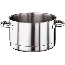 Stainless Steel Perforated Steamer in Satin Polished