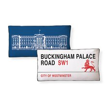 Buckingham Palace Pillow