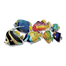 Tropical Fish II Wall Decor