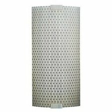 Omni 1 Light Medium Outdoor Fluorescent Wall Sconce