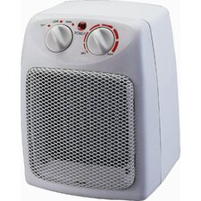Safety Furnace Ceramic Compact Electric Space Heater