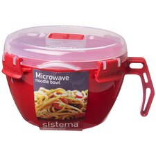 Microwavable Noodle Bowl