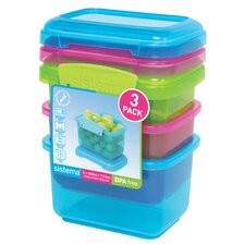 Snack Container (3 Count)