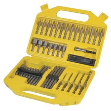 45Pc Multi-Bit Set W/Case