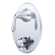 Bannockburn Two Handle Thermostatic Shower Trim Only
