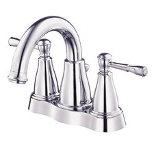 Eastham Two Handle Centerset Bathroom Faucet