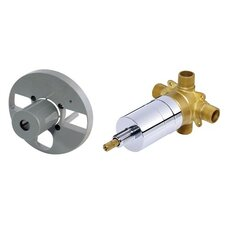 Pressure Balance Tub and Shower Valve
