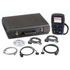 Hd Truck Scan Tool W/ Cd & Cables
