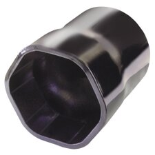 "1/2"""" Drive 2 3/4""""  Hex Locknut Socket, Rounded"