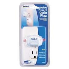 Dorel Juvenile Deluxe Press Fit Outlet Plug