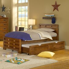 Heartland Captains Bed with Trundle