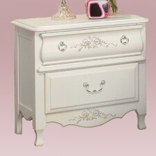 Summerset 2 Drawer Nightstand