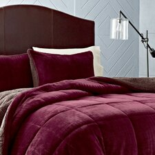 Premium 2 Piece Fleece Comforter Set