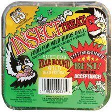 Insect Treat Wild Bird Suet