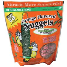 Orange Wild Bird Nuggets