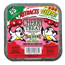 Cherry Treat Wild Bird Suet