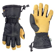 Goatskin Snow Gloves