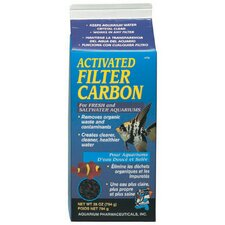 28 oz Activated Filter Carbon
