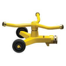 3 Arm - Wheel Base Whirling Sprinkler