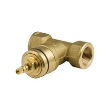 Thermostatic Volume Control Shower Valve