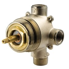 "Universal 0.75"" 3 Port Diverter Rough Valve"