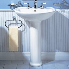 Cadet Pedestal Bathroom Sink