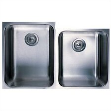 "Spex 32"" x 20"" Bowl Undermount Kitchen Sink"