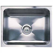 "Magnum 21"" x 18"" Single Bowl Undermount Kitchen Sink"