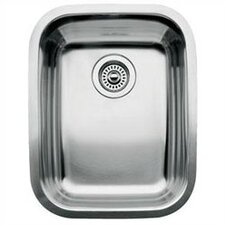 "Supreme 17.75"" x 15.56"" Bowl Undermount Kitchen Sink"