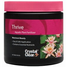 Crystal Clear Thrive Aquatic Plant Fertilizer