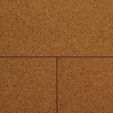 "Timeless 7-1/2"" Engineered Cork Oak Flooring in Romance Earth"
