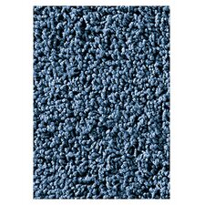 Soft Solids KIDply Denim Blue Kids Rug