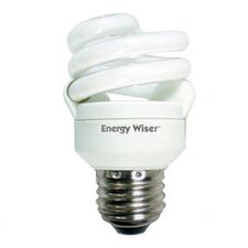 9W Super Mini Compact Fluorescent Coil in Soft Daylight