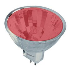 20W Bi-Pin MR11 Halogen Bulb in Red