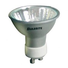 50W MR16 Halogen Flood Bulb in Silver