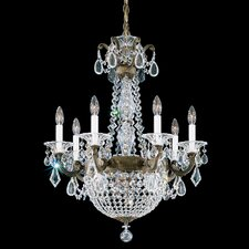 La Scala Empire 9 Light Chandelier