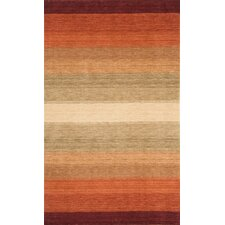 Urban Living Beige/Rust Rug
