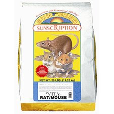 25 lbs Vita Food for Rat / Mouse / Gerbil